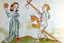Medieval Toys / by Sigrid Briansdotter