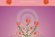 Beautiful birthday cards / Different birthday cards with cakes, candies, roses, flowers, etc.
