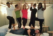 Ashiatsu Classes & Training / Are you a massage therapist who is ready to learn barefoot massage? Ashiatsu Oriental Bar Therapy classes are available nationwide, you can view course descriptions and see the schedule at http://www.deepfeet.com/courses.htm