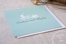 Wedding Invitations / Beautiful wedding invitations & stationary