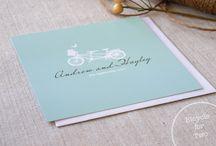 Wedding Invitations / Beautiful wedding invitations & stationary