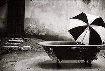 Pics in black and white / Algunas fotos que inspiran... / by Rebe Bruno