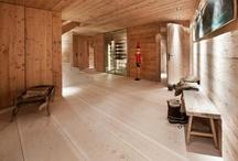Corridor / by HOME INTERIOR DESIGN IDEAS magazine