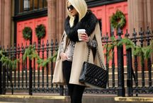 City chic , winter