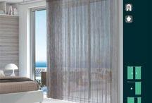 Αρχιτεκτονικές Εφαρμογές Μηχανισμών Ηλιοπροστασίας / Architectural Sunproof Systems Applications / Συστήματα Σκίασης και Περσίδες Εσωτερικών Χώρων / Shading Systems and Interior Blinds