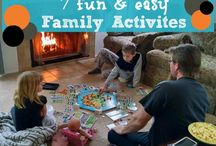fun family time ideas