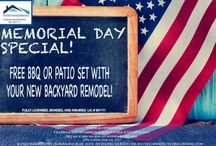 Remodeling Specials