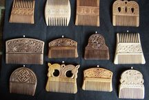 Viking Bone Combs - Projects to Try