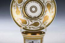 Porcelain Batenin Kornilov Russia / Batenin Kornilov porcelain Russia