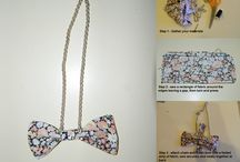 Upcycling/ Recycling/ DIY Fashion Projects