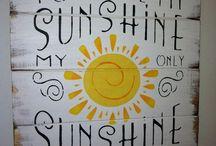 tablero sunshine