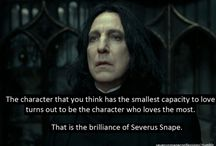 Harry Potter / by Melissa Juliano Spaeth