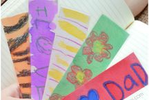 Bookmarks / Cool, printable bookmarks.