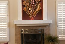 Fireplaces by Custom Creative / Fireplaces designed and remodeled by Custom Creative Remodeling