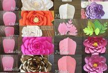 Max flores de Papel