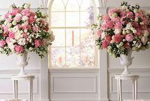 Wedding Floral Arrangement Ideas