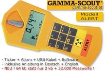 Geiger Zähler Counter - Strahlung selbst messen und sicher sein !
