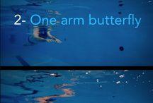 swimming tutorial