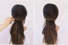 peinados poco pelo