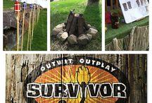 boys survivor party