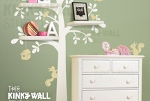 Home - Decorating for Littles / by Katherine Mowat McCulley