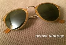 Vintage sunglasses / Retro