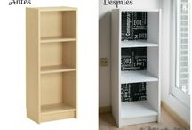 pintar muebles