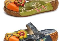 Pantofi fără toc