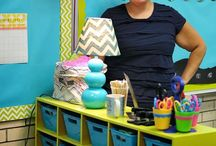 Everything in its place / Ideas for classroom organization