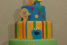 cakes / by Jenny Czapiewski