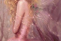Fairy-Fantasy Art