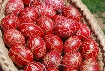 Húsvét / Kézműves dolgok elkészítése