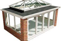 Roof Lantern Ideas