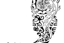 Polynesien design