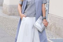 Culotte / Culottes richtig stylen