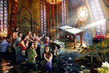 LaChapelle Dopo il Diluvio