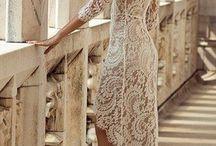платья из кружева