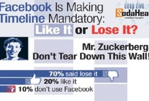 Facebook Rocks Vs Facebook Sucks  / In This Board Folks..we will be sharing out thoughts about FB,,do we like it or not / by Eslam Talaat