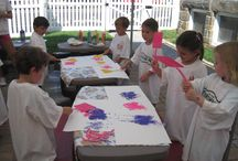 Junior Camp / Our Junior Campers will engage in carefully planned, age-appropriate activities like arts & crafts, swimming, sports, and more!  Westchester Summer Day Camp