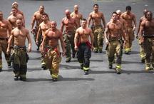 Firefighters / by Larisa Valek-Severson