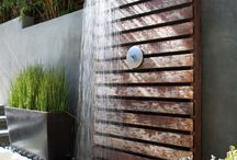 Outdoor Spas & Showers