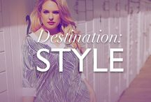 Destination: STYLE / Chic Style has no boundaries! Pack and and explore new destinations this season!  / by IGIGI