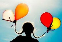 :: Balloons ::  / by octobermoon