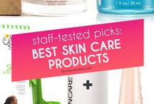 Skin Care and hair products