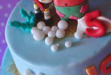 Cake Decorating / Cake decorating ideas and skills / by Marcia Kosturock