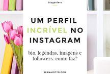 ByNah* Dicas p/ Redes Sociais / Dicas para seu Instagram, Facebook, Pinterest, Snap, Twitter e etc.