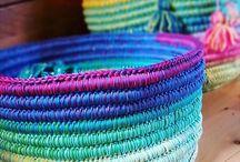 Rope, Knitting, Crochet