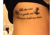 tattoo ideas. / by Sierra Poole