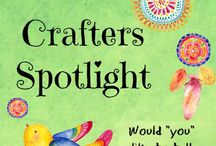 """Crafters Spotlight / My FREE Facebook group, """"Grow With Nancy"""",  https://www.facebook.com/groups/GrowWithNancy/  has added a new feature to spotlight our crafters. It is called:  """"CRAFTERS SPOTLIGHT!""""  Join us to share your story, your skills and your life. Also, feel free to add links to where you sell online! For more information, join Grow With Nancy, our FREE Facebook group!  ~Nancy~ / by Ladybug Wreaths"""