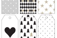 Creative Mind | Printables / Patterns | Cards | Gift Tags | Printables